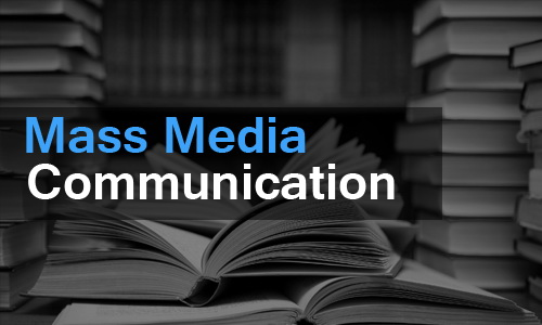 Mass-Media-Communication