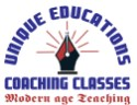 Unique Education Coaching Classes