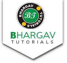Bhargav Tutorials
