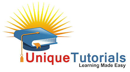 Unique Tutorials