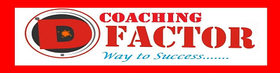 Coaching D Factor