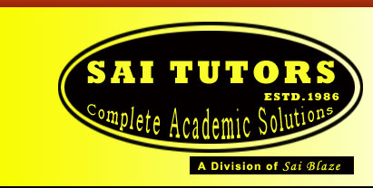 Sai Tutors Pvt. Ltd.