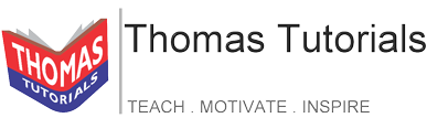 Thomas Tutorials