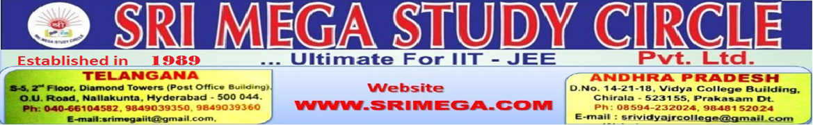 Sri Mega Study Circle Pvt. Ltd.
